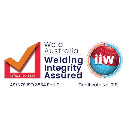 Weld Australia - Welding Integrity Assured Logo